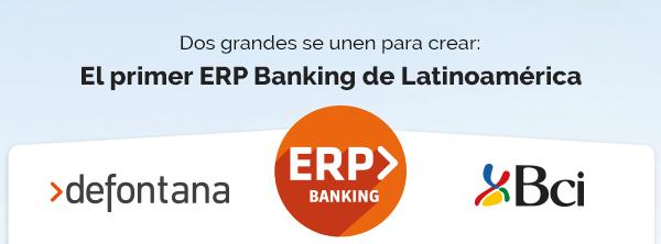 Dos grandes se unen para crear el primer erp banking de latinoamérica