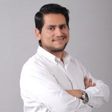 Eduardo Toloza, Gerente de Tecnología.