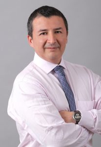 Patricio León. Gerente Comercial.