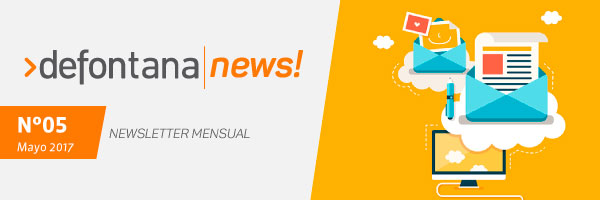 Defontana News – Mayo 2017
