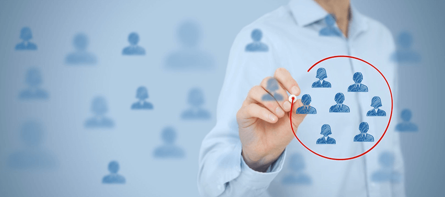 ¿Cómo encuentro el segmento de mercado ideal para mi empresa?