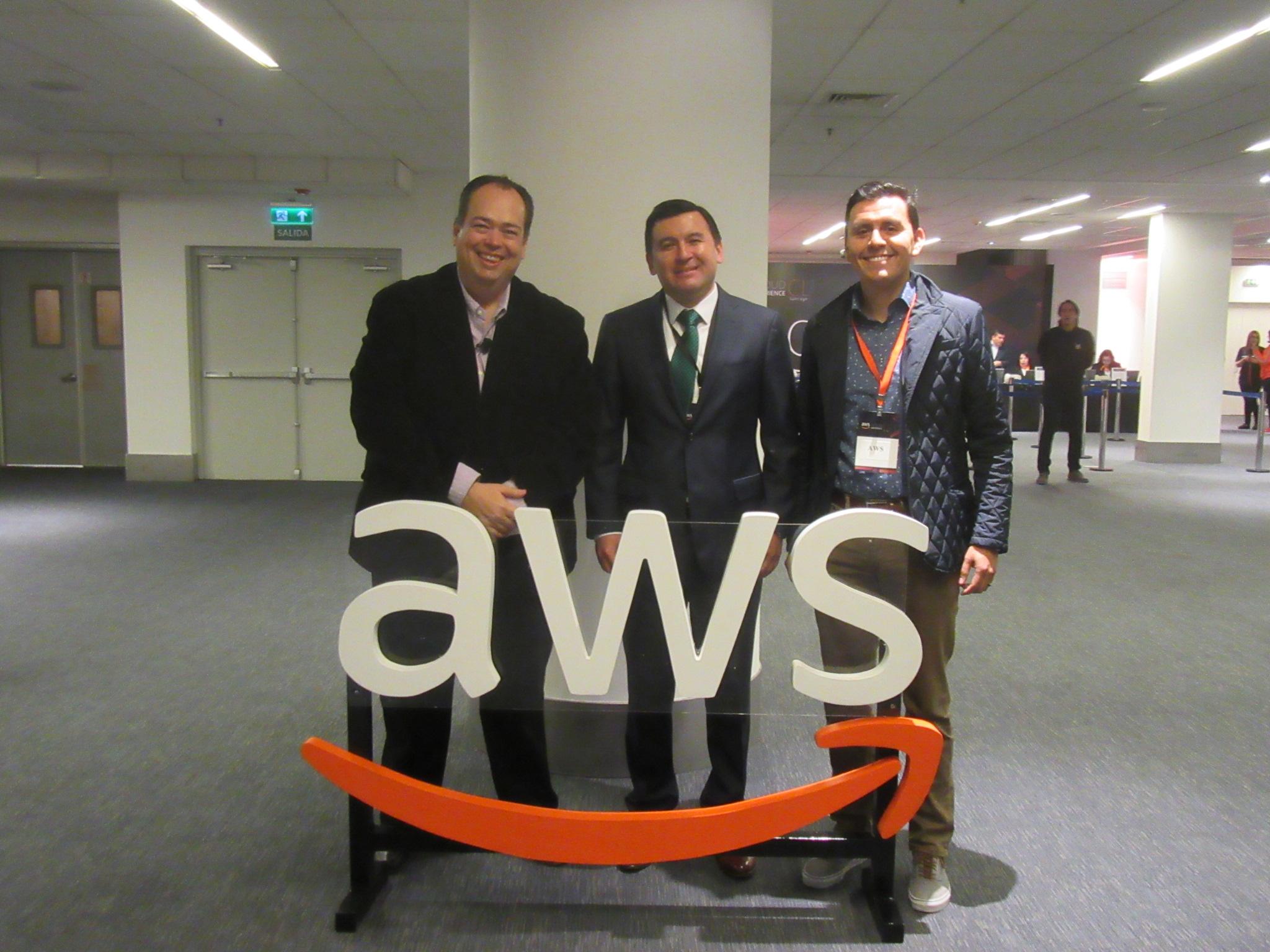 Defontana cuenta las ventajas de AWS en AWS Experience Chile CXO
