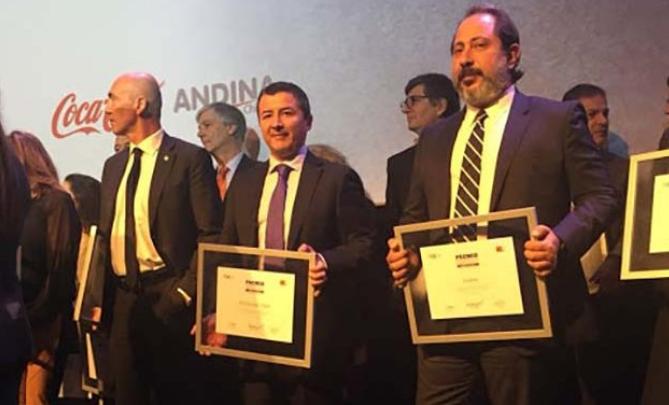 Defontana es reconocida con Premio Generación Empresarial