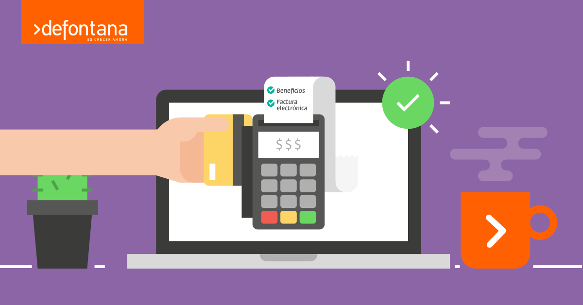 4 beneficios de facturar electrónicamente