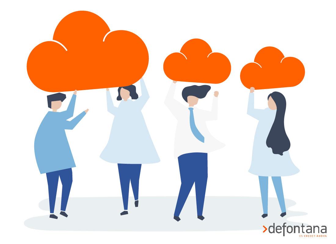 ¿Necesito la nube en mi negocio?