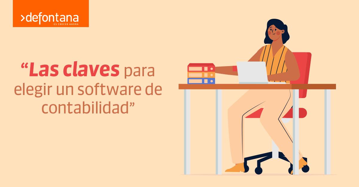 Las claves para elegir un software de contabilidad