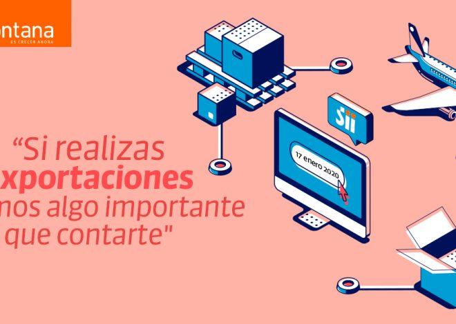 Factura de Exportacion electronica